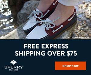 Sperry 30% Sale going on now!